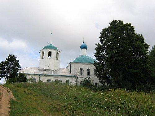 Церковь святого Николая (Островский район)