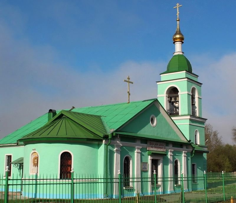 Церкви тверская область